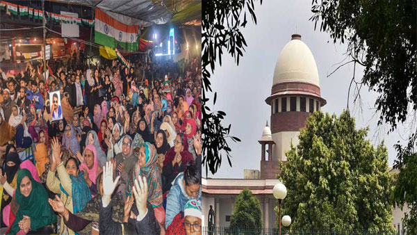 COVID-19: Remove Shaheen Bagh protesters says plea in SC