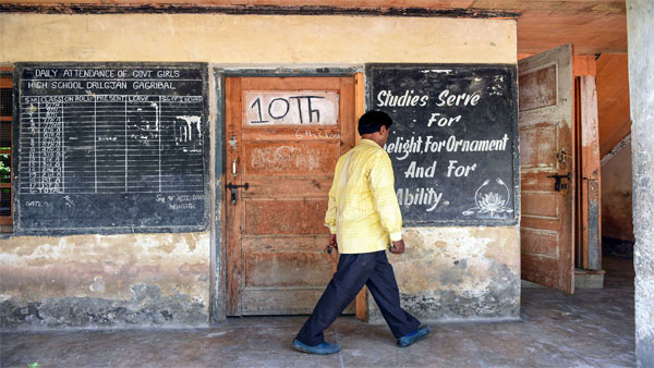 Coronavirus scare: 2 suspected case in J&K, schools shut till Mar 31