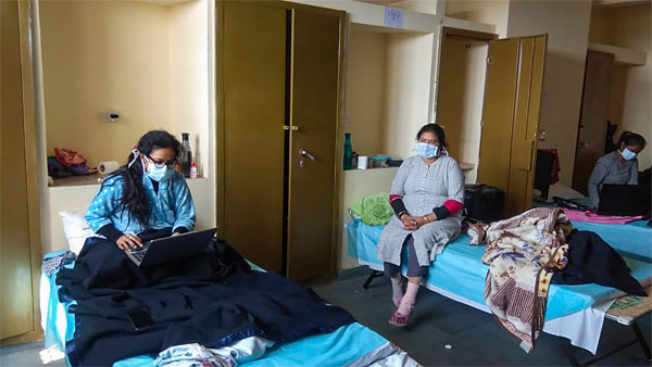 Odisha: 82,248 put in self quarantine