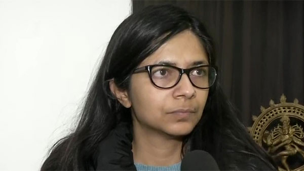 Delhi Commission for Women chief Swati Maliwal