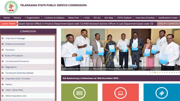 TPSC Answer Key 2020 for FSO released