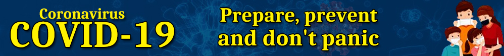 COVID-19: Prepare, prevent and don't panic