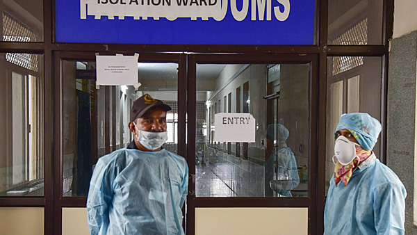 Coronavirus: 85-yr-old man who returned from Dubai tests positive in Jaipur