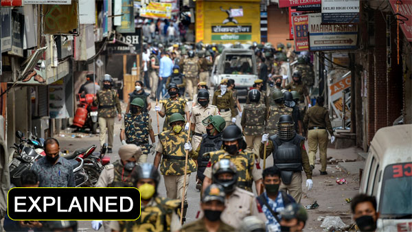 Explained: Shops open, but police thrash if you step out; How lockdown is failing to save people