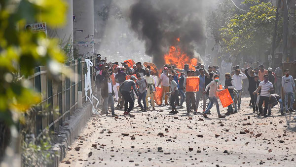 FIRs against those who incited Delhi riots: SC to take up plea on Wednesday