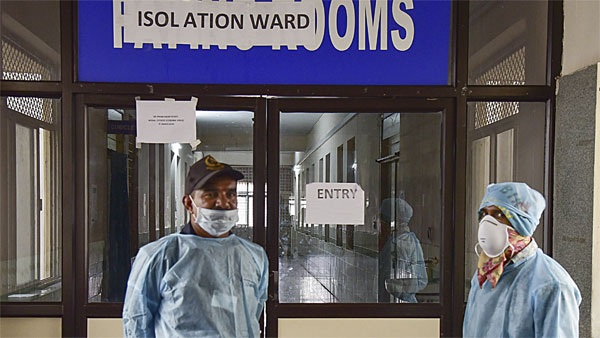 33-year-old man who died in WB hospitals isolation ward show no coronavirus infection