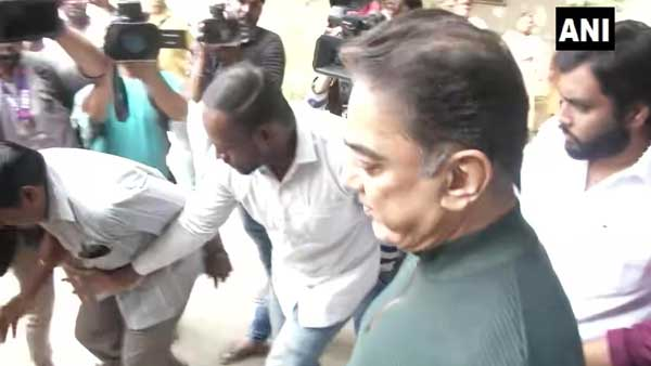 Chennai police question Kamal Haasan in probe into film set accident that killed 3
