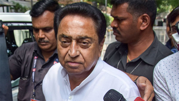 In mid-night move, MP Governor tells Kamal Nath to take floor test on Monday