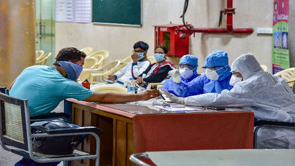Dont stay at home if you have symptoms: Delhi's 1st Covid-19 patient on isolation ward