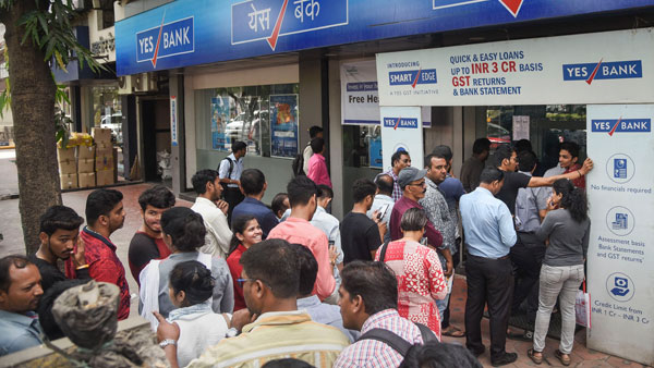 Yes Bank debit card holders can withdraw money from ATMs