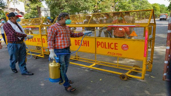 Coronavirus: Full list of containment zones in Delhi