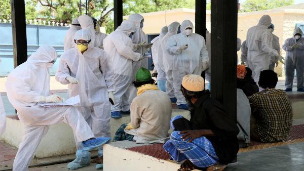 15 places including Delhi, Mumbai, Ahmedabad identified as high coronavirus case load places