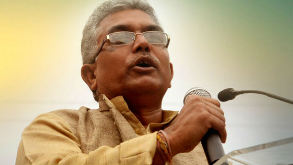 TMC demands ban on Dilip Ghosh's campaign over his 'more Sitalkuchis' remark