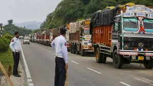 MHA asks states to ensure uninterrupted movement of trucks, says no separate passes needed