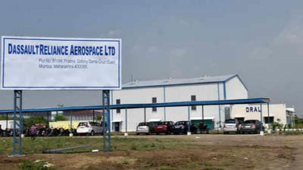 Maharashtra: Dassault-Reliance firm resumes operations