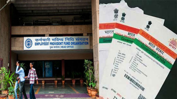 Aadhaar will be accepted as birth proof from online subscribers: EPFO