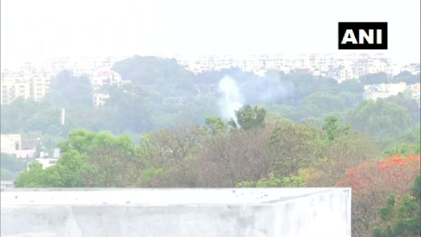 Bengaluru: Fire breaks out at HAL, no casualties reported