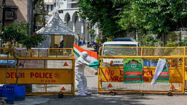 Coronavirus outbreak: Delhi govt puts Shaheen Bagh area under containment zone list