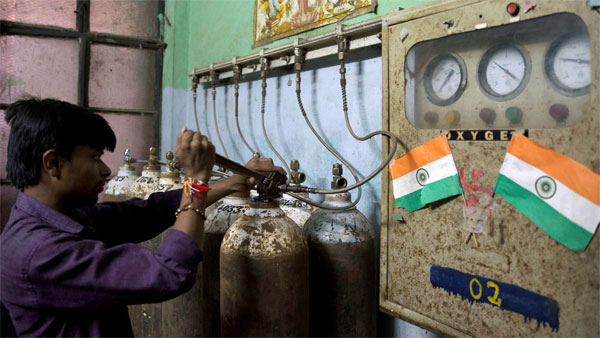 Give special attention to supply of medical oxygen: MHA to states