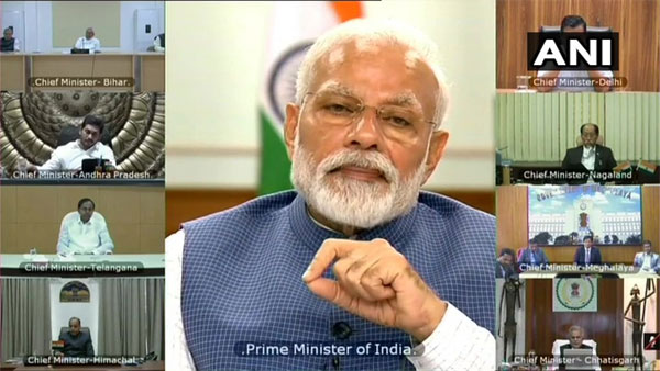 Need to set up Crisis Management Groups at district level: PM to CMs