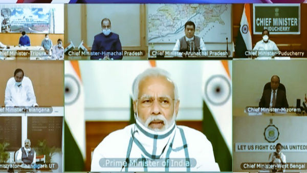 States better acquainted with ground realities: PM Modi tells CMs