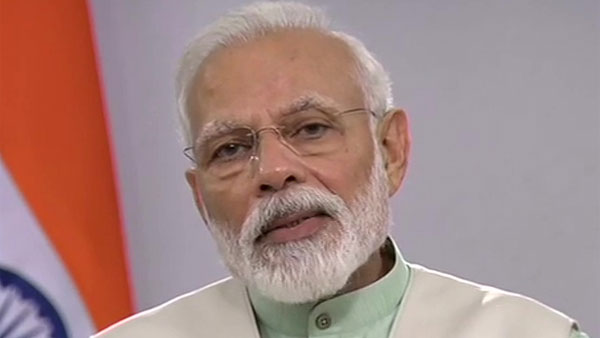 You are not alone in this fight against coronavirus, says Modi