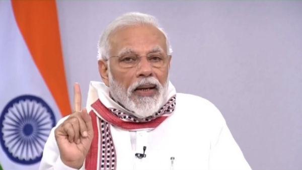 Humanity will overcome coronavirus: PM Modi