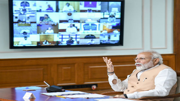 PM likely to address nation on lockdown extension after meeting with CMs