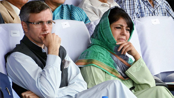 Former CMs of Jammu and Kashmir have now been rid of their perks