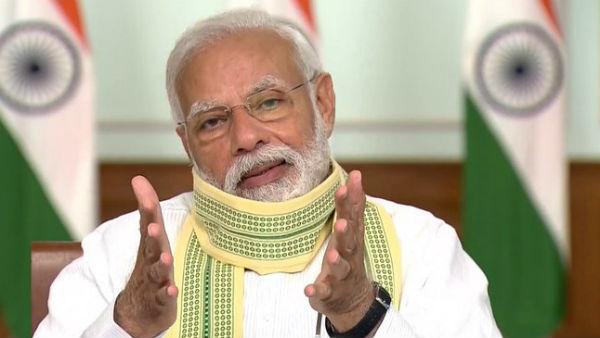 Self-reliance biggest lesson from COVID-19 crisis: PM Modi