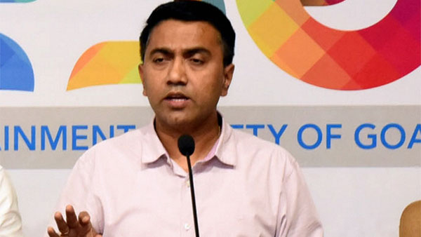 Chief Minister of Goa Pramod Sawant