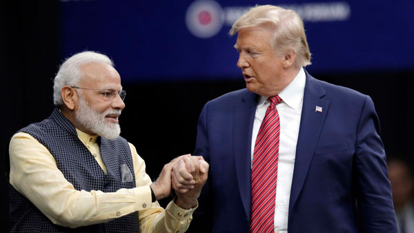 Donald Trump thanks Modi for Hydroxychloroquine export to US