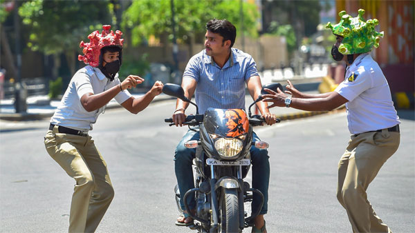 Are vehicles banned in Karnataka? Yes and it no April Fool's prank says DGP