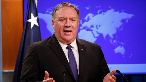 Show 'enormous evidence' of COVID-19 originating from Wuhan lab: China asks Pompeo