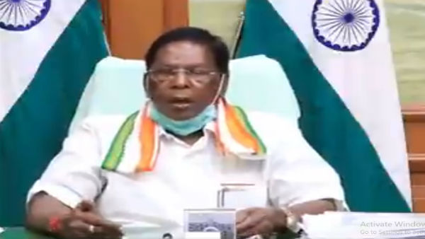 Puducherry Polls: V Narayanasamy explains reason for not contesting Assembly polls