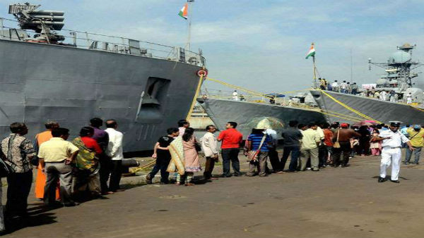 Three ships sent to evacuate Indians from Maldives and UAE