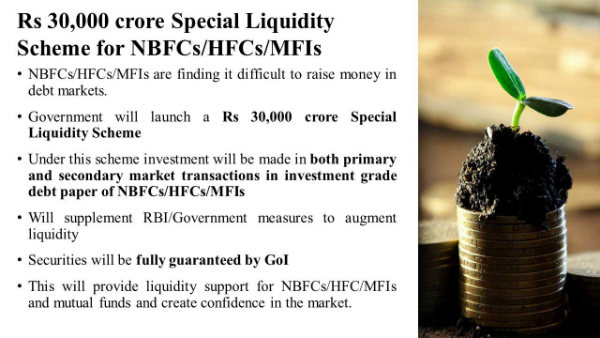 For NBFC/HFCs