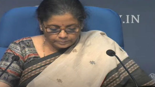 Highlights of Nirmala Sitharaman's briefing on economic stimulus package