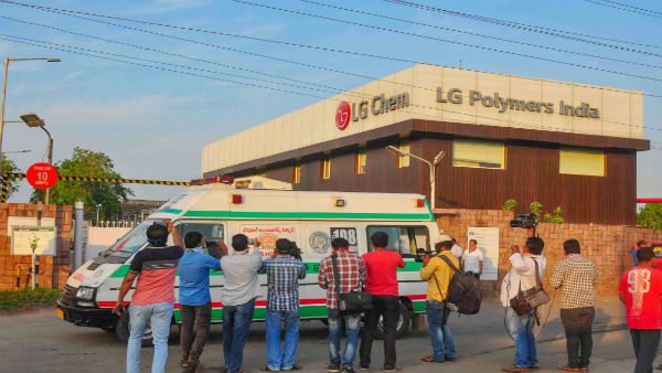 Vizag Gas Leak: NGT directs LG Polymers to immediately deposit Rs 50 crore