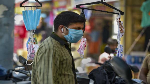 Organic masks to fight coronavirus pandemic