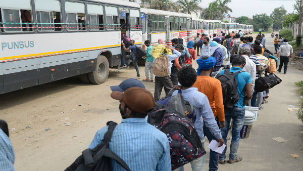 After UP Delhi Congress urges to deploy buses for migrants