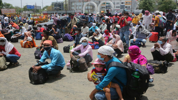 Migrants won't be charged for travel either by train or buses orders SC