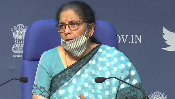 Free food grain supply to all migrants for next 2 months:FM Sitharaman