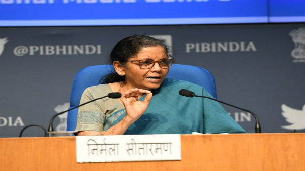 FM Nirmala Sitharaman chairs FSDC meeting, takes stock of economy amid COVID-19 crisis