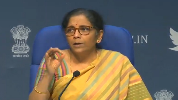 No fresh insolvency to be initiated for 1 year under IBC: Nirmala Sitharaman