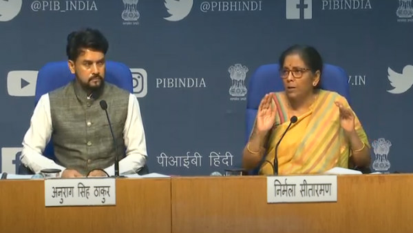 Full highlights of the announcements made by Nirmala Sitharaman