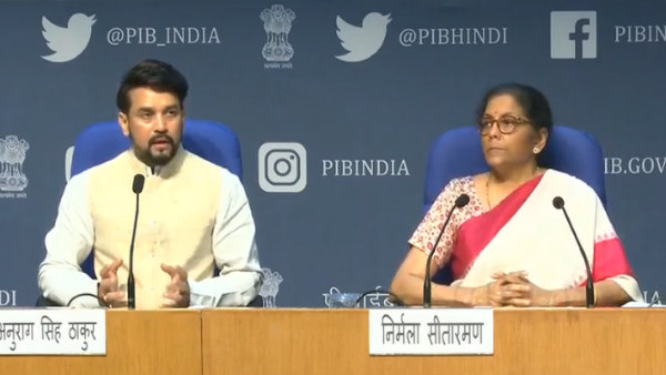 Highlights of the announcements made by Nirmala Sitharaman