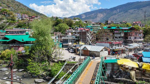 Mercury soars in Himachal Pradesh