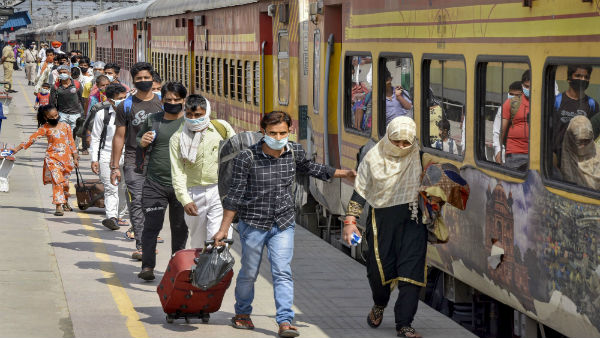 Shramik Trains: 115 run so far since May 1, over one lakh migrants ferried
