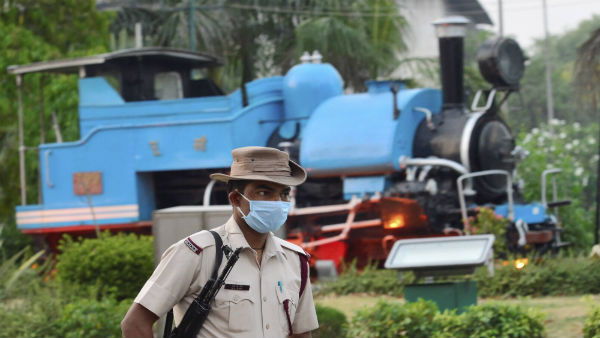 Rail Bhavan staffer tests positive for COVID-19; 5th case in less than two weeks in same building